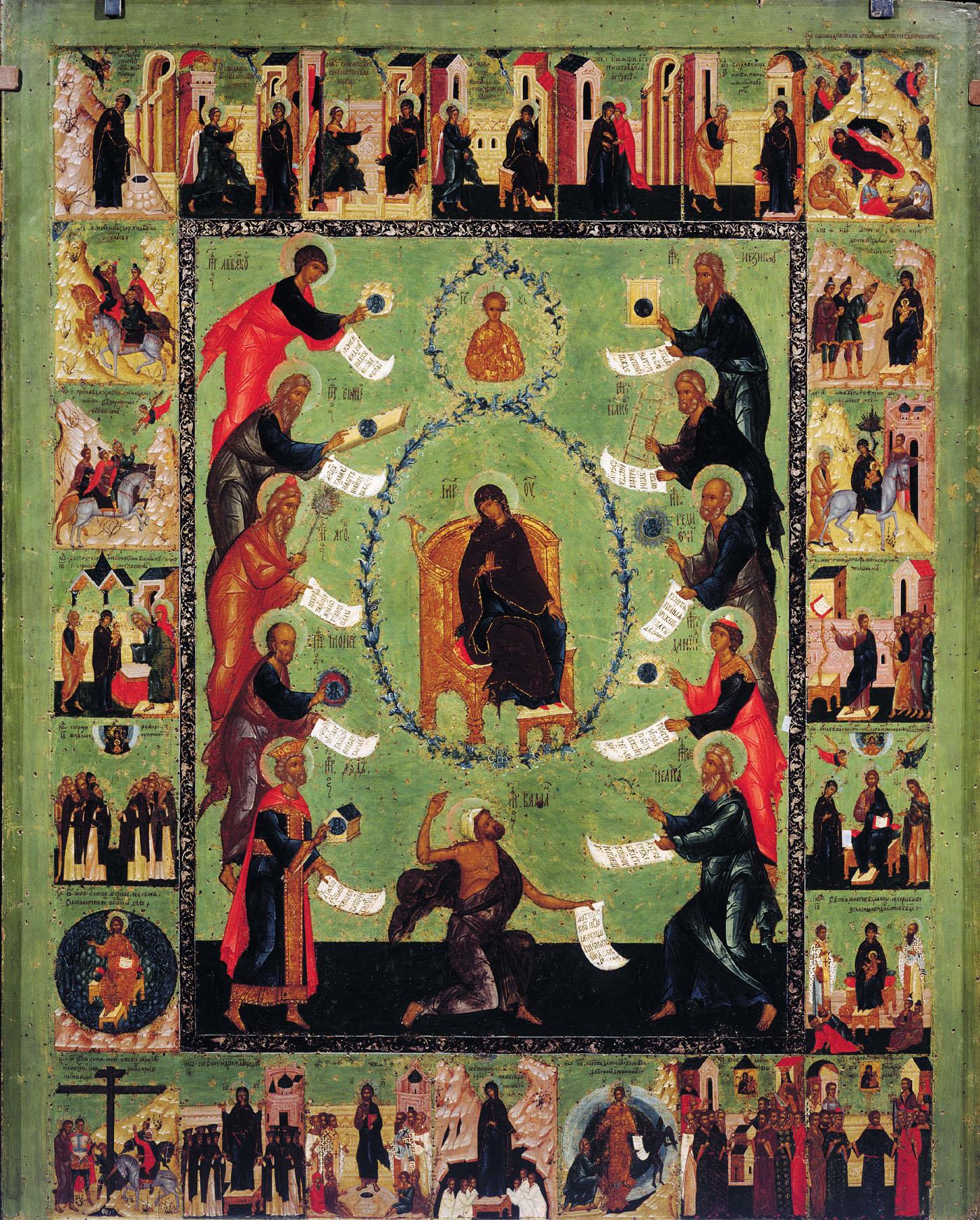 Галерея икон | Приход храма в честь